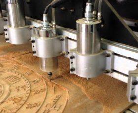 4 bước sử dụng máy CNC gỗ cho hiệu suất tốt nhất