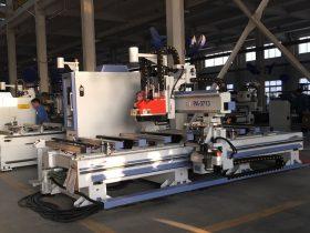 Máy gia công trung tâm BACOR CNC