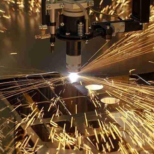 Linh kiện máy laser