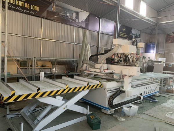 Máy gia công trung tâm gỗ CNC